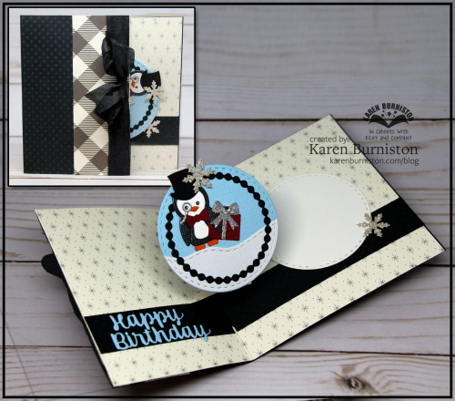 PenguinBirthdayCard