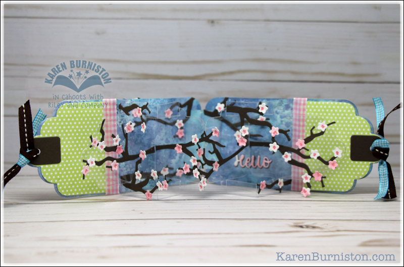 CherryBlossomTagBookOpen