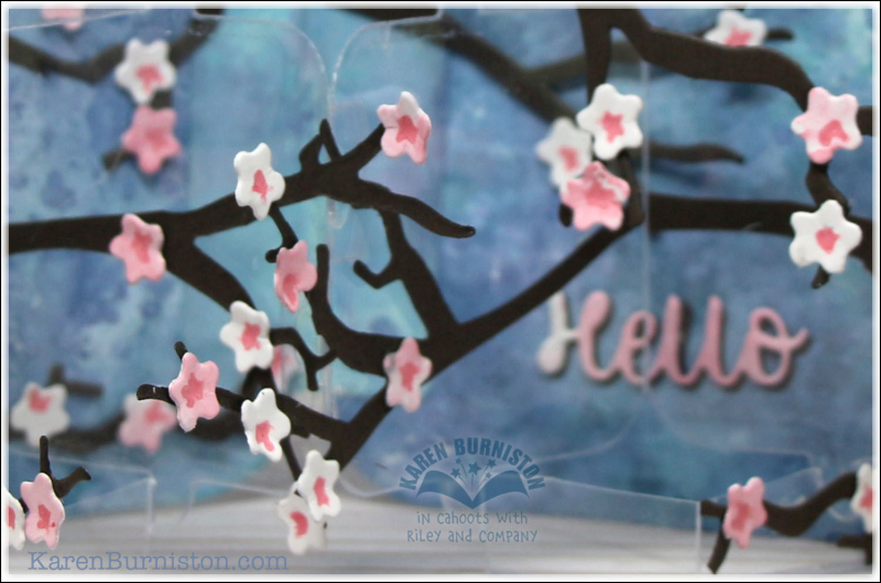 CherryBlossomTagBookCloseUp
