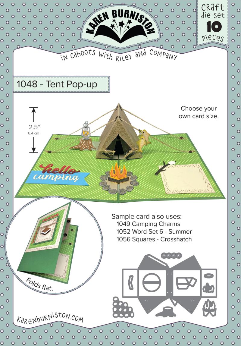 1048 Tent Pop-up