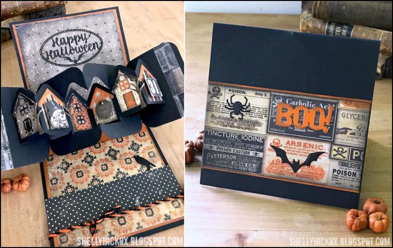 Shelly hickox halloween card