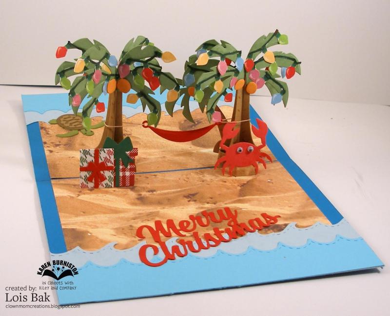 Florida Christmas Tree - inside