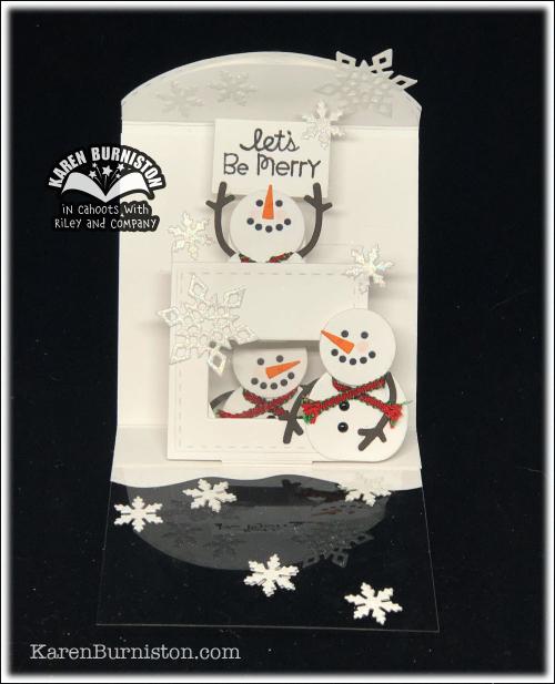 SnowmanParcelOpen