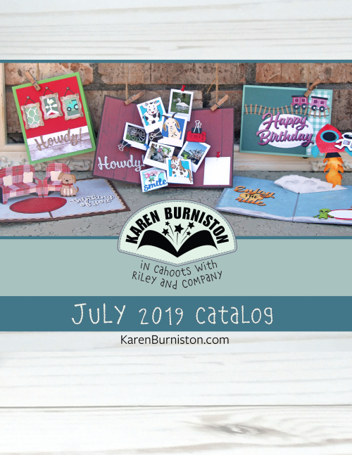 KB Riley July 2019 Catalog Cover