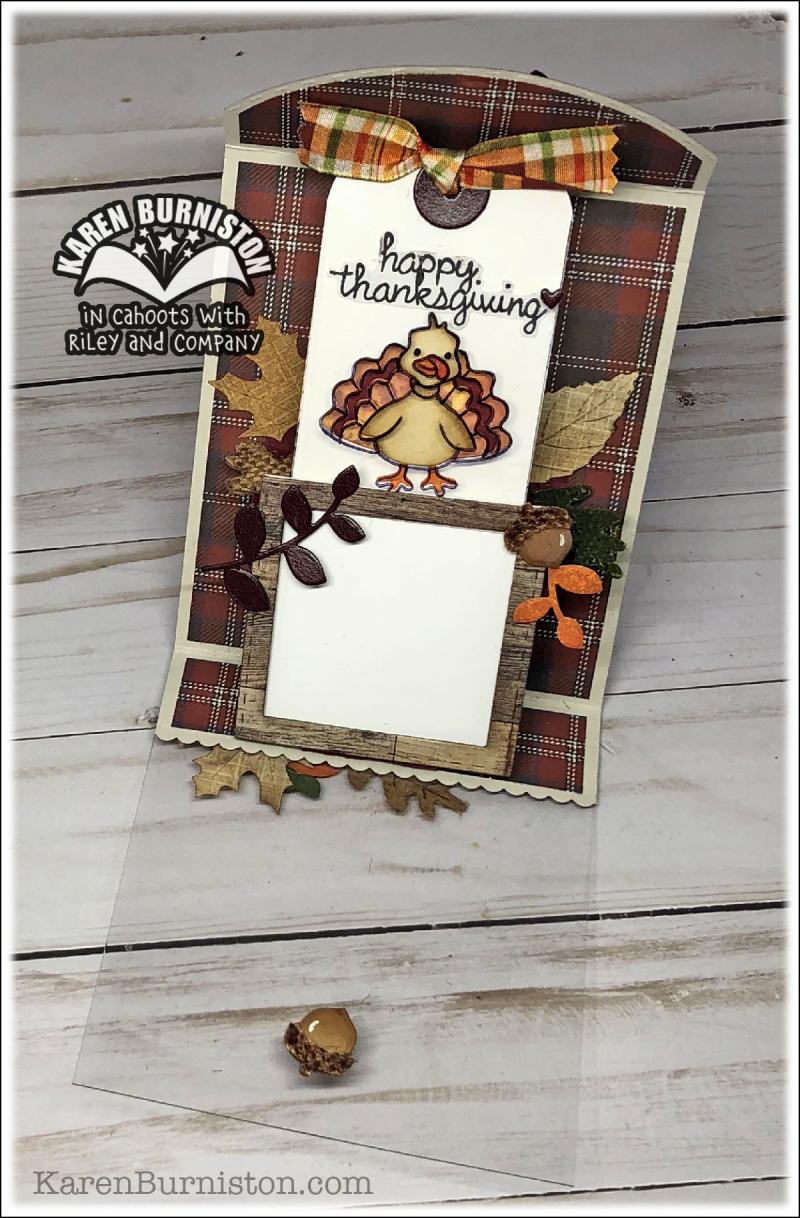 ThanksgivingParcelMagicCardOpen