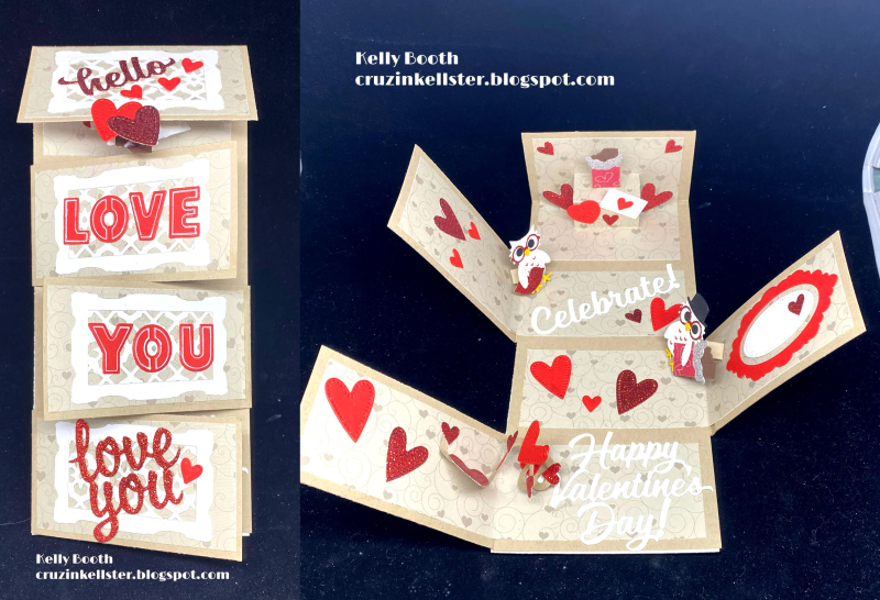 KB_Love Flap Card