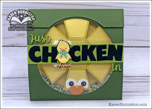 Just Chicken In Closed