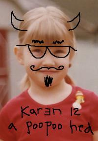 Karen_defaced_1